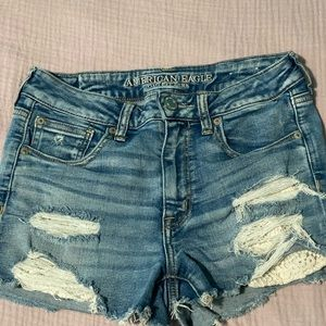 American Eagle Outfitters Shorts - Jeans